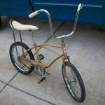 Paul's Banana Bike or Now It Belongs To Me